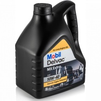 Масло моторное Mobil Delvac MX EXTRA 10W40 4л